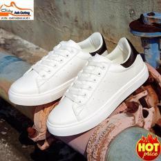 Giày sneaker nam – Giày thể thao nam trắng giá rẻ