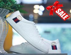 Giày thể thao nam Sneaker Phong cách hàn quốc (Trắng – Dương Anh Shop)