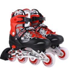 Giày trượt patin 906 có đèn – bao giá thị trường