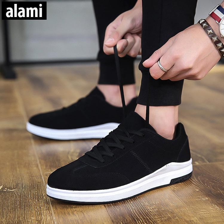 Nên mua Giày Thể Thao Nam Thời Trang Alami G001 ở Alami.