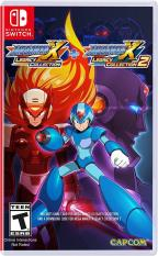 Game Nintendo Switch – Megaman X Legacy Collection 1+2