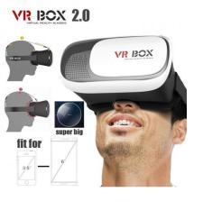 Kính xem phim 3D VR Box (Màu Trắng)