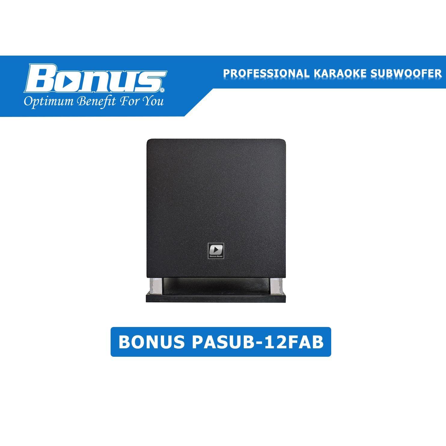 Nơi mua Loa Subwoofer Bonus Audio PASUB-12FAB