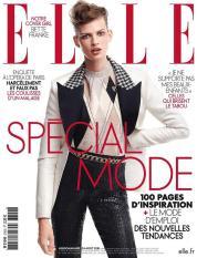 Tạp chí Elle (Pháp) – 24 Août 2018