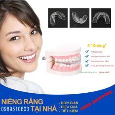 Dụng Cụ Niềng Răng Tại Nhà (Bộ 3 Hàm)