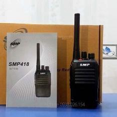 Bộ đàm cao cấp Motorola SMP 418 mẫu mới nhỏ gọn chắc chắn