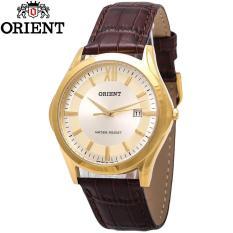Đồng hồ nam dây da Orient FUNA9002C0