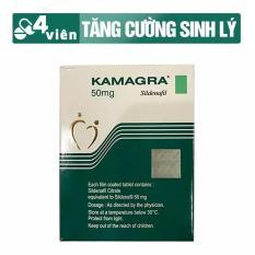 Tinh chất hỗ trợ sức khỏe phái mạnh Kamagra [ Gunshop-TC01 ]