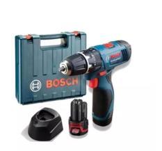 Máy khoan vặn vít dùng pin Bosch GSR 120-LI Professional