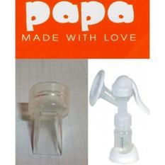 Van chân không – Phụ kiện máy hút sữa tay PAPA