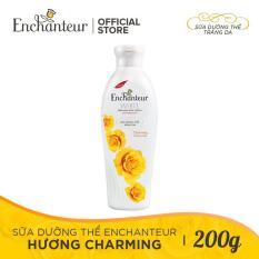 Enchanteur sữa dưỡng thể trắng da Charming 200g