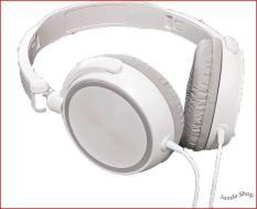 Tai nghe chụp tai F10 trắng ( Đàm thoại và gấp gọn)