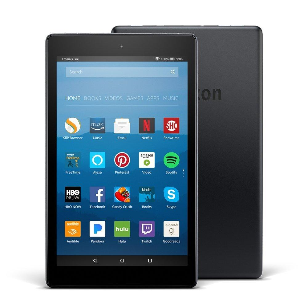 Máy Tính Bảng Amazon Kindle Fire HD8 2018 (7th)