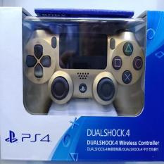 Tay Cầm Playstation PS4 CUH-ZCT2G Màu Gold – Hàng Phân Phối Chính Thức
