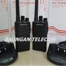 Bộ 6 Bộ Đàm Chất Lượng Cao Kenwoodd Tk3390 (Đen)-BN2+Tặng 06 Tai nghe theo máy