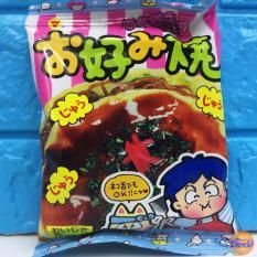 Snack Okonomiyaki (Vị bánh xèo Nhật)