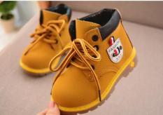 Giày cao cổ bé trai phong cách Hàn quốc cho bé từ 1-8 tuổi