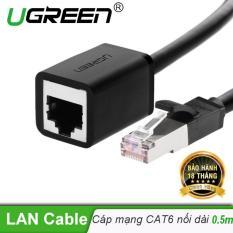 Dây cáp mạng nối dài CAT6 UTP RJ45 dài 0.5M UGREEN NW112 11278 – Hãng phân phối chính thức
