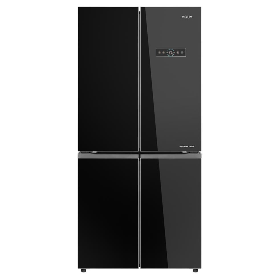 Tủ lạnh 4 cánh Aqua AQR-IG595AM(GB)