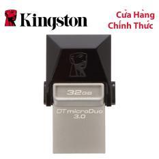 USB Kingston DataTraveler microDUO 32GB USB 3.0 OTG (DTDUO3/32GB)