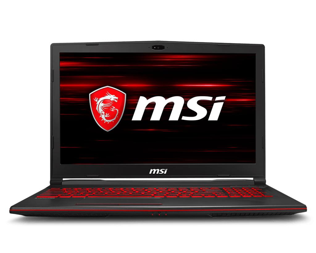 Laptop MSI GP63 8RE-249VN i7-8750H, 16GB, 128GB + 1TB, VGA GTX 1060 6GB, 15.6