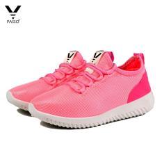 Giày Sneaker Nữ Hàn Quốc PASSO G034 (TRẮNG)
