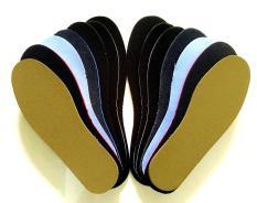 Combo 3 cặp Lót giày êm chân Size Nữ A088 (màu ngẫu nhiên).