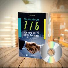 SÁCH song ngữ Trung – Pinyin – Việt: SÁCH – 116 Hợp đồng Kinh Tế Thư Tín Thương Mại (Có quà tặng, song ngữ Trung, Pinyin, Việt) + DVD quà tặng