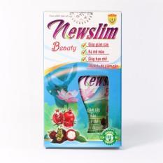 Viên uống Newslim Beauty Học Viện Quân Y Hộp 30 Viên/m cân Đẹp da