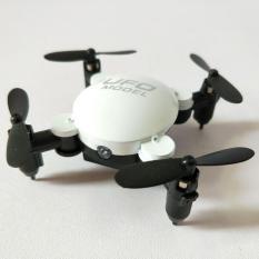 Máy bay điều khiển từ xa mini drone UFO cỡ to 13.5 cm x 13.5 cm