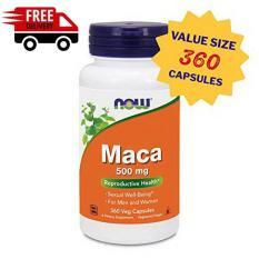 Sâm MACA tăng cường sức khỏe sinh lý nam nữ 360 viên
