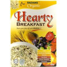 Ngũ cốc ăn sáng yến mạch Hearty breakfast