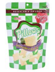 Bánh Snack Oishi Pillows Nhân Sữa Dừa 100G