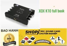 SOUND CAD XOX K10