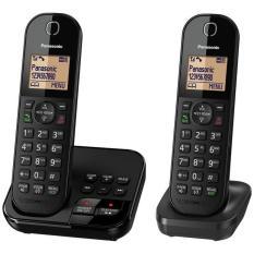 Điện thoại Panasonic KX-TGC412 (đen)