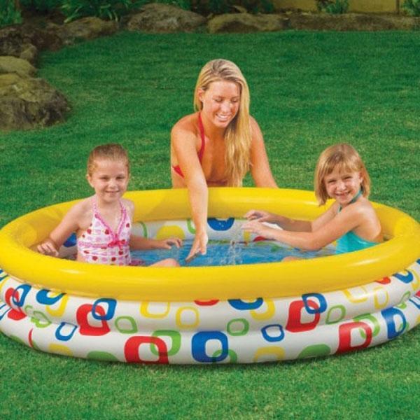 Bể bơi phao cho bé 147×33 Intex 58439