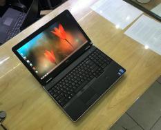 Máy Trạm ĐỒ Họa- Dell E6540 Core i7 4800QM/RAM 8G/Ổ 500G/VGA Radeon 8790M 2Gb/MÀN FHD/BÁN TRẢ GÓP