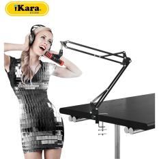 Gía đỡ kẹp bàn dành cho mic thu âm