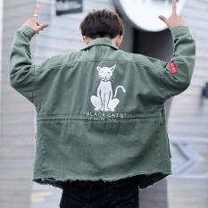 áo khoác kaki nam siêu bụi siêu chất phong cách q565