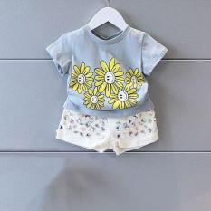 áo thun bé gái