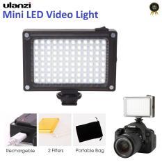 Đèn LED Quay Phim Mini Cho Điện Thoại Ulanzi FT-96 – Đèn LED Quay Video Cho Máy Ảnh DSLR