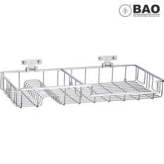 Kệ để chén dĩa treo tường BAO – VC3070 (Inox 304)