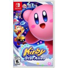 Đĩa game Nintendo Switch: Kirby Star Allies