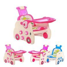 Ghế đa năng cho bé 5 trong 1 – Màu hồng