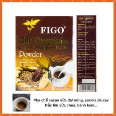 Bột Socola sữa pha cacao sữa (Milk Chocolate) Figo 500gram
