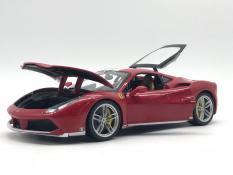 Ferrari 488 GTB LIMITED EDITION 70th Bburago 1:18 (Đỏ)