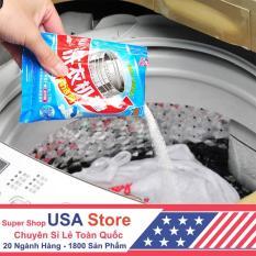 Gói Tẩy Vệ Sinh Lồng Giặt Hiệu Quả – Chất Làm Sạch Máy Giặt