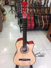 Đàn guitar acoustic sinh viên tập chơi