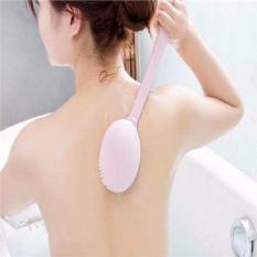 Cây cọ tắm cầm tay xuất Nhật lông mềm