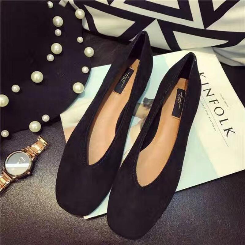 Giày gót vuông 3p